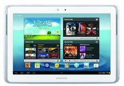"Samsung Galaxy Note 10.1"" Tablet 16GB Android 4.1 - White (GT-N8013ZWYXAR)"