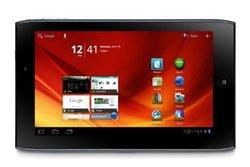 """Acer Iconia Tab A100 7"""" Tablet 1GB DDR2 8GB HDD A100-07U08U"""