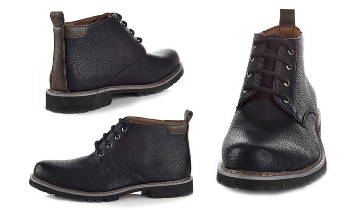 Low Cut Combat Boots