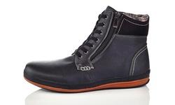 Solo Carlos Men's Boots - Dark Navy - Size: 8.5