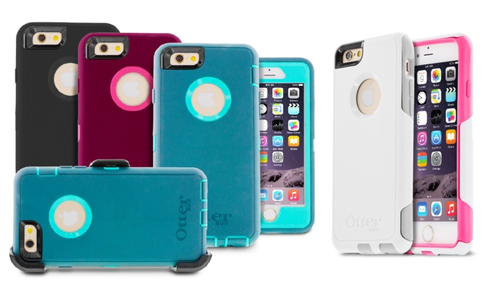 new york 28f74 bd277 Otterbox Commuter Series Case for iPhone: 6/6S Glacier - Check Back Soon