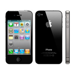 Unlocked Apple iPhone 4S 64GB - Black (MD271LL/A)