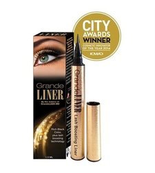 Grande Ultimate Lash Boosting Rich Black Eye Liner