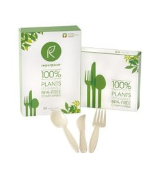 Repurpose High Heat Utensils Combo, 24 Count