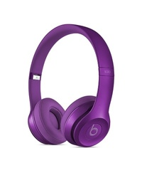 Beats by Dre Solo2 On-Ear Headphones - Imperial Violet Royal