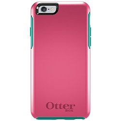 Otterbox Symmetry Case For Iphone 6 & 6s - Teal Rose