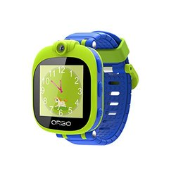 Orbo Kids Smartwatch with Camera - Green/Blue