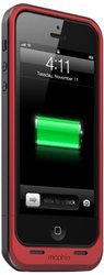 Mophie Juice Pack Air for iPhone 5/5s/5se Red (JPS-IP5-RED)