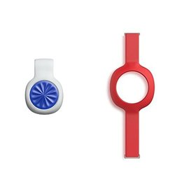Jawbone Up Move Activity & Sleep Tracker with Fog Clip - Blue