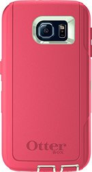 OtterBox Defender Case for Galaxy S6 - Melon Pop