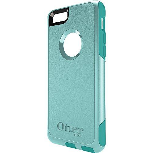 newest 2c14d f4fa0 OtterBox iPhone 6/6s Commuter Case - Aqua Sky (77-50221) - Check ...