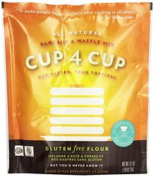 Cup4Cup Pcake/Waffle Mix GF 14