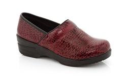 Rasolli Debby Women's Clogs - Burgundy - Size: 10