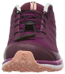 free shipping 6013f 8440b Salomon Women's Kalalau Running Shoes - Mystic Purple - Size: 9.5 B(M) US