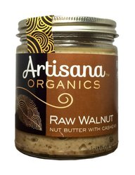 Artisana, Organic Raw Walnut Butter with Cashews 8 oz