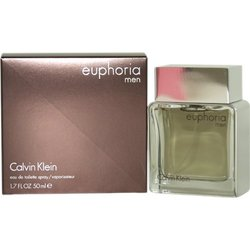 Calvin Klein Euphoria 50ml Men's Edt Spray