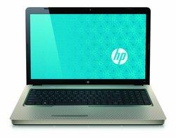 "HP G72 17.3"" Laptop i3 2.4GHz 4GB 500GB HDD DDR3 Windows 7 (G72-B66US)"