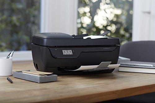 מעולה HP OfficeJet 3830 AIO Photo Printer - Black (K7V40A#B1H) - Check WV-25