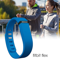 Fitbit Flex Wireless Activity Wristband - Blue