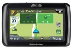 "Magellan RoadMate 4.3"" Widescreen Portable GPS Navigator (2136T-LM)"