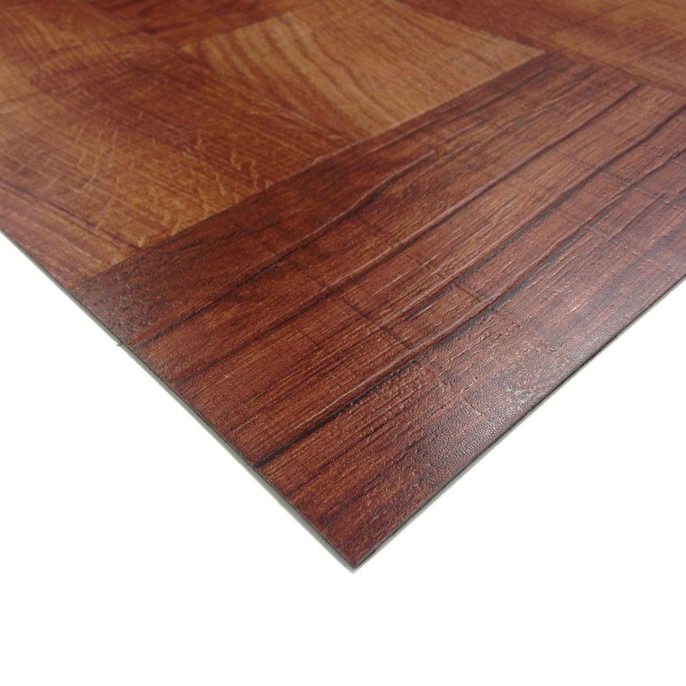 Tm allure 62331 deluxe 12x12 redwood solid vinyl tile check tile tm allure 62331 deluxe 12x12 redwood solid vinyl dailygadgetfo Image collections