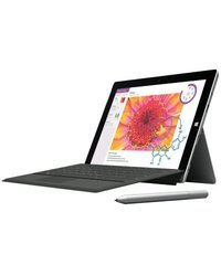 "Microsoft Surface 3 10.8"" Tablet 64GB Windows 8.1 - Silver (NH5-00001)"