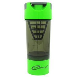 Cyclone Cup Cyclone Cup Green Shaker - 1 ea