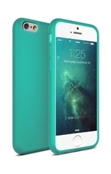 Ontek Silicone Cell Phone Case iPhone 5 - Turquoise