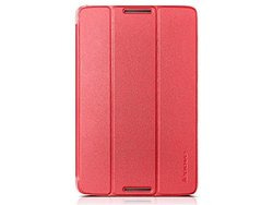 Lenovo A8-50 Folio Case And Film - 888016508 red
