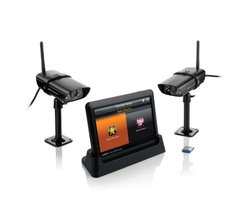 "Uniden Guardian Advanced Wireless 7"" Surveillance System Cameras"