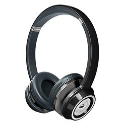 Monster N-Tune On-Ear Headphones - Solid Black