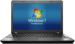 "Lenovo ThinkPad Edge E555 15.6"" Laptop 2.4GHz 4GB 500GB Windows 7 (20DH002QUS)"