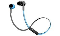Pom Gear Pro2GO Wireless Bluetooth 4.1 Earbuds - Blue