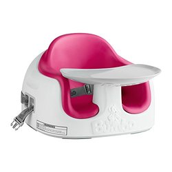 Bumbo 3-in-1 Soft Removable Seat Multi Seat - Magenta