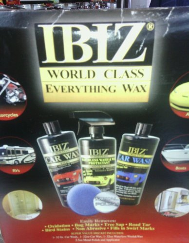 Ibiz Car Wash Price