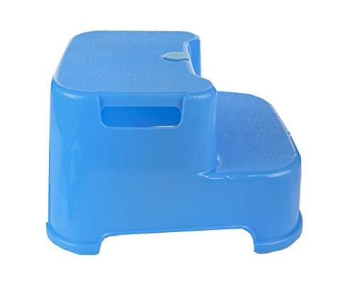 Cool Graco 2 Tier Transition Step Stool Blue Check Back Soon Gmtry Best Dining Table And Chair Ideas Images Gmtryco