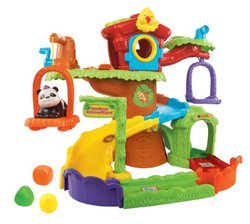 VTech Go! Go! Smart Animals Tree House Hideaway Playset 776701