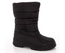 Snow Tec Women's Snow Boots - Black - Size: 11