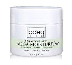 Basq Mega Moisture Free Cream Fragrance Free - 5.5 Ounce