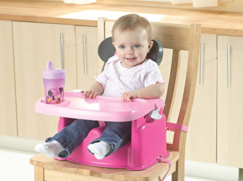 Minnie Mouse The First Years Booster Seat
