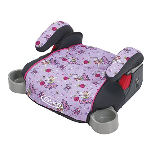 Graco Backless TurboBooster Booster Car Seat Pixie