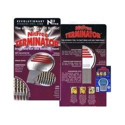 Clip Strip Term Lice Comb ct Value Bulk Multi-pack 5.4 pounds - 5