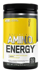 Optimum Nutrition 30-Serving Amino Energy Powder - Pineapple - 250g
