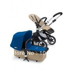 Bugaboo Baby Versatile Robust Spacious Buffalo Base Stroller - Black