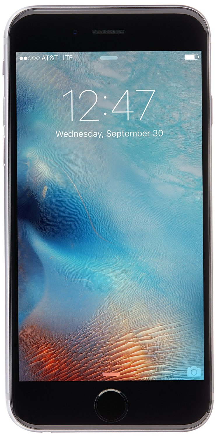 Unlocked Apple iPhone 6s 64GB - Space Gray (MKUQ2LL/A) - Check Back ...