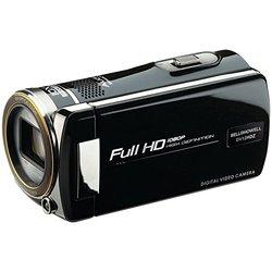 Bell Howell 16MP Digital Camera 10X Optical Zoom - Black (DV12HDZ-BK)
