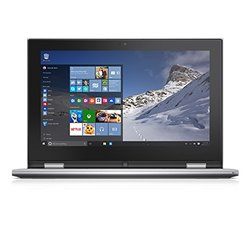 "Dell Inspiron 11.6"" 2-in-1 Laptop 4GB 500GB Windows 10 (i3000-5099SLV)"