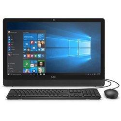 """Dell Inspiron 23.8"""" AIO Deskop 1.8 GHz 4GB 500GB Win 10 (i3455-1241BLK)"""