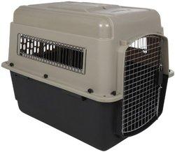 Petmate 21100 Ultra Vari Pets Kennel TAUPE / BLACK