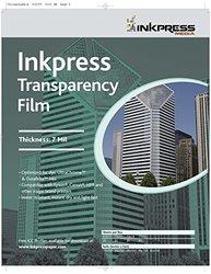 INKPRESS MEDIA 160 GSM, 7 Mil Paper (#ITF851120)